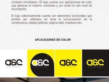 Diseño de Logo (Cliente A&C)