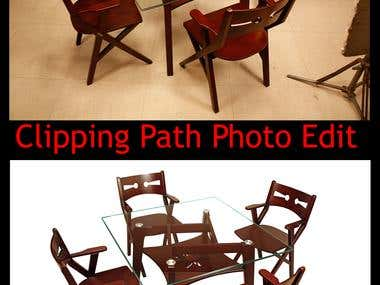 Product Photo Edit Clipping Path