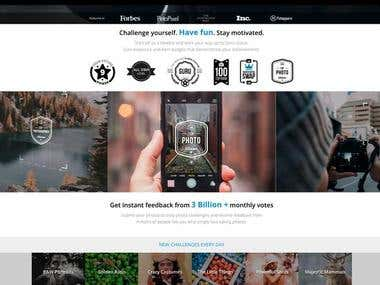 Social Website(Smarty)