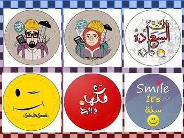 Creative Pin Design
