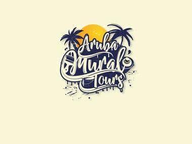 ARUBA MURAL LOGO