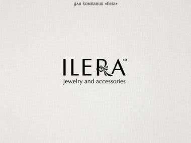 The logo for the company ILERA
