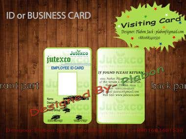 Graphic Desing: ID Card Design