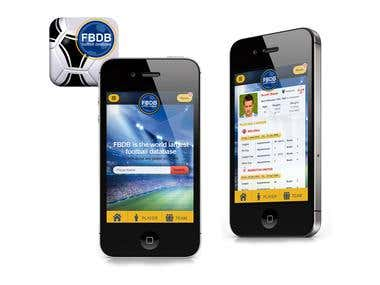 Football App - Iphone