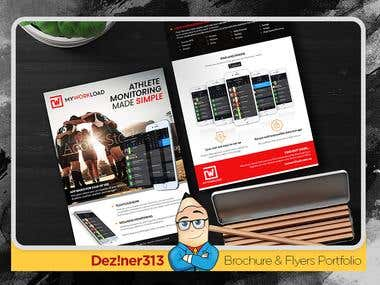 Brochure & Flyer -2