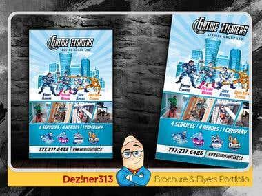 Brochure & Flyer -1