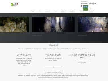 ProSpeleo. Speleology and Caving