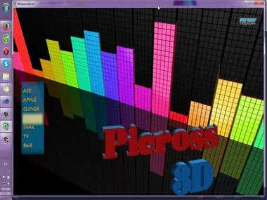 3D Puzzle game