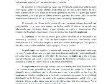 ARTICLE WRITTING & TRANSLATION