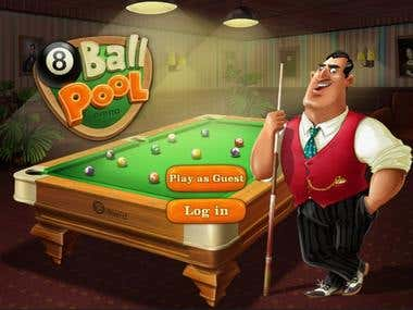 8 ball pool (unity)