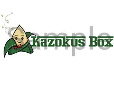 Logo for gardening company
