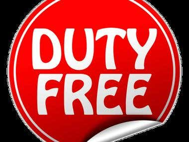 Duty Free Ukraine