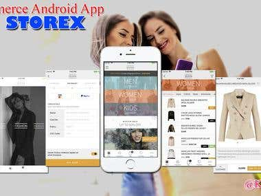 Ecommerce Android