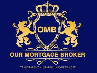 Logo Design Our mortgage broker