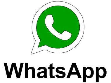 Bulk WhatsApp Messaging