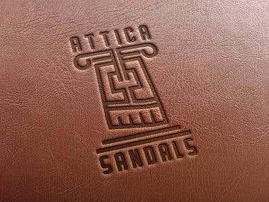 Attica Sandals