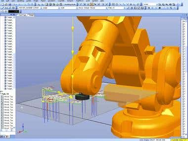 PROGRAMING ABB ROBOTS IN AUTOMOTIVE INDUSTRY