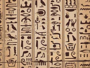 Hieroglyphic Language Real-Time Translator
