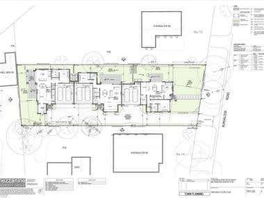 AUSTRALIA - Construction drawings sets - House design