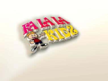 logo for kidz shop