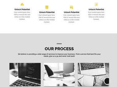 Design for SEO Agency