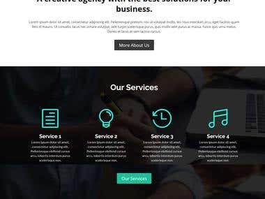 WordPress Divi Design