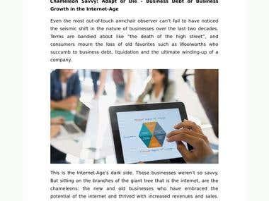 Blog - Business Internet
