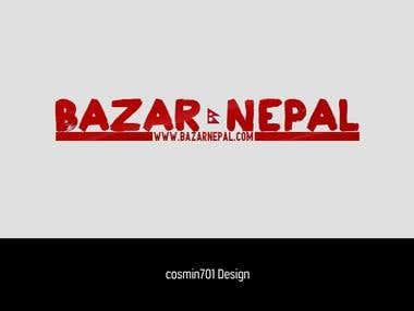 BazarNepal Logo