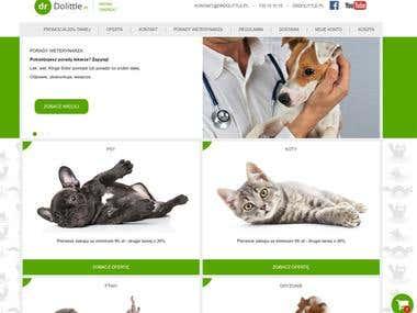 DrDolittle.pl - ecommerce