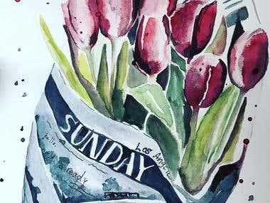 Botanic Illustration