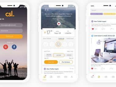 London Journey App