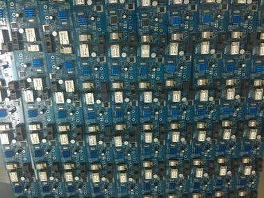 Textile Mills Automation