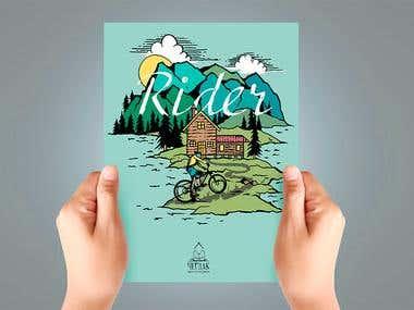 poster Rider
