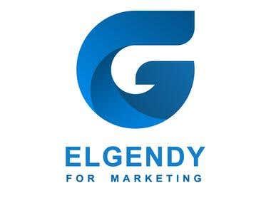 Logo For ElGendy Company For Marketing