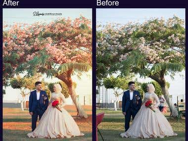 Editing & Photography