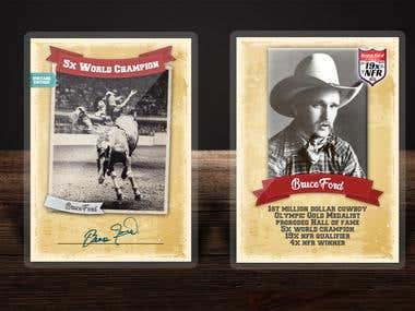 Sport card [Bruce Ford]