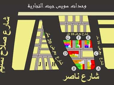 """""""Suez Gate"""" Residential Project"""