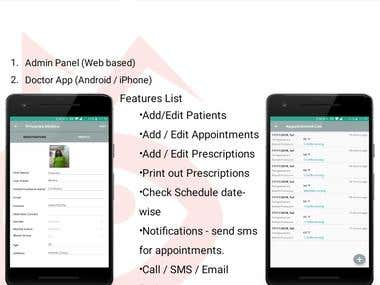 Appointments Booking Solution for Doctors