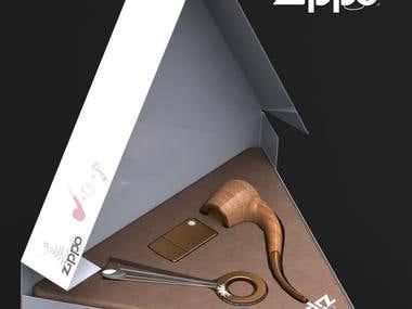 zippo chrismas edition pack