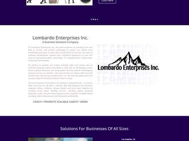 Lombardo Enterprises Inc