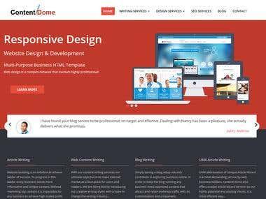 Content Dome