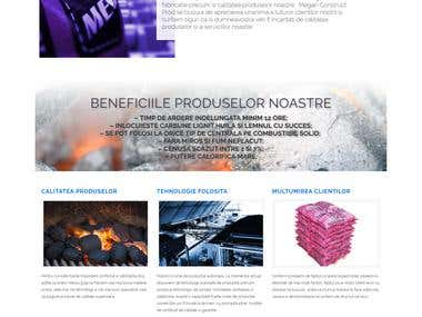 Megan Construct Prod - Solid fuel producer
