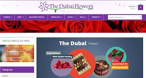 The Dubai Flowers
