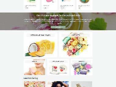 Shopify Design & Development