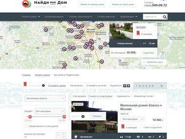Drupal web site development