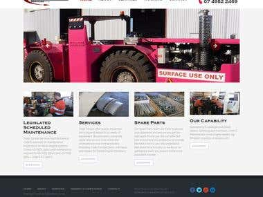 Wordpress site building from psd
