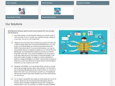 BID CRM: Cloud based CRM & eCommerce platform