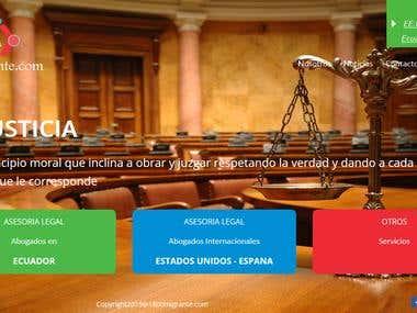 Lawyer site