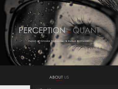 Perception & Quant