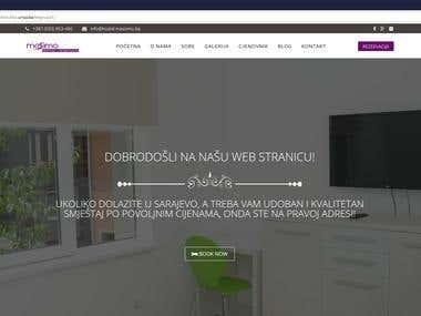 Joomla Website Project
